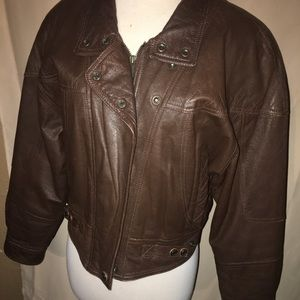 Adventure Bound Leather Jacket By Wilson's